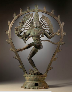 shiva god of destruction
